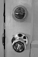Lock and Knob by like-a-seahorse