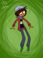 .:Patrick as hipster:. by WhiteBAG