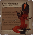 The Nesprit  [Species Intro] by Smooshkin