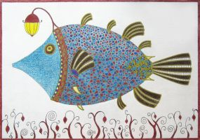 The fish 03 by Cunami-in-october