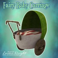 Fairy Baby Carriage 1 by zememz