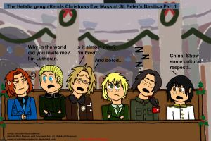 Hetalia Christmas Quickie 1 by VicodinFlavoredMints