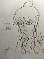 Let's meet Venice Mianka by Myaku0627