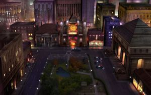 Immortal Souls - Old District by Hideyoshi