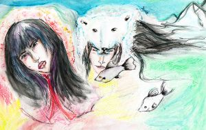 Artic Love by Sola-Alona
