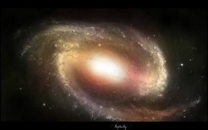 Space Art 1 - Infinity by TNTDesign