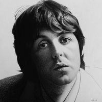 Paul McCartney 1968 by JamesF63