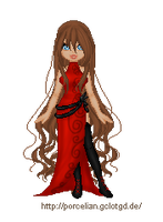 New OC Pixel by Marushi-Dracul