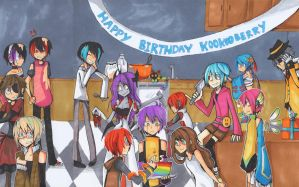 Birthday: Kookooberry by Zack-Of-Spades