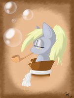 Like a sir by Tomat-in-Cup
