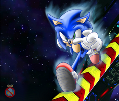 sonic the hedgehog Final Rush by shadowhatesomochao