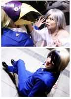 Majin Tantei Nougami Neuro by Dee-ph