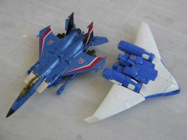 He was Once Thundercracker by BoggeyDan