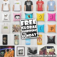 FREE GLOBAL SHIPPING! by J-MEDBURY