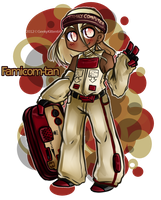 Famicom-tan by GeekyKitten64