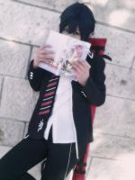 AO NO EXORCIST - RIN O. COSPLAY by K-I-M-I