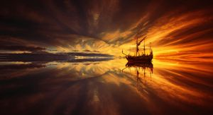 Sail by HendrikMandla