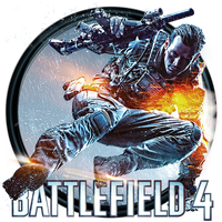 Battlefield 4 Dock Icon by OutlawNinja