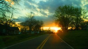 long road home by Boudicah
