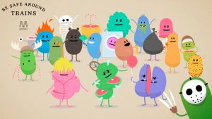 Dumb Ways to Die by affeOHNEwaffe