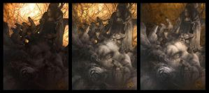 From dawn to dusk... by Yoann-Lossel