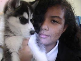 Skylar and I [Smile] by LeoPacus
