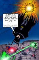 JLU - Little help? by What-the-Gaff