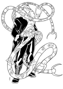 UK Doctor Octopus by TheBoo