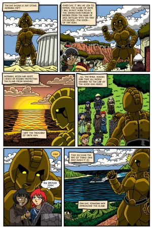 Talos Comic Page 2 Preview