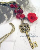 The Key by AlchemianShop