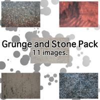 Grunge and Stone Pack by sd-stock