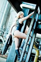 DC Comics: Black Canary 3 by Nami06