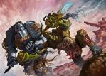 Possessed Combat by samflegal