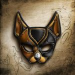 Cat Mask_3 of 4 by coalcracker