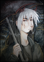 [RU] Umbrella - Dante by AvuchLee