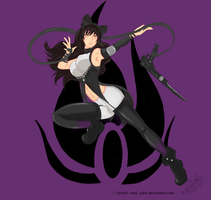 Blake Belladonna by hearts-and-pins