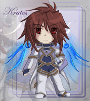 Kratos Aurion by dylusia