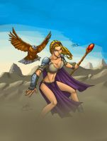 Druid by Nema... by spider-wal