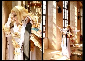 Trinity Blood - Contra Mundi by NanjoKoji