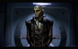 ME2 Assassin - Thane 5 by chicksaw2002
