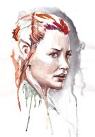 Tauriel by AnnAshley