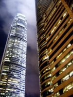 IFC Hong Kong by rdevill