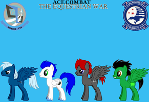 Aces of The Equestrian War by SonictheHedgehogPL