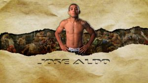 Jose Aldo by PMat26oo