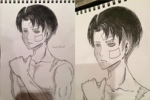 Levi, you hot mofo by SmexyLeviLover