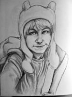 Realistic Finn The Human by Michi1223
