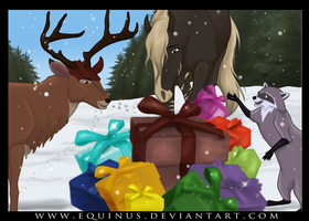 Christmas In April by Equinus