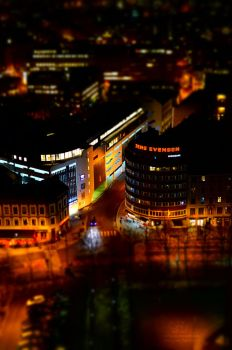 One night in Oslo by Lykorias