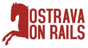 Ostrava on Rails logo by plechi