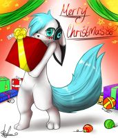 1st day of Christmas by lazyfoxxx